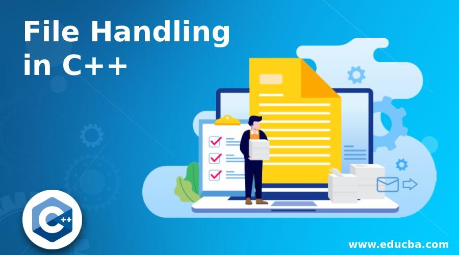 File Handling in C++