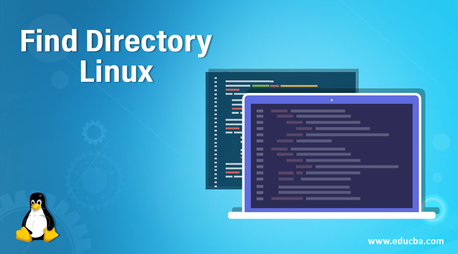 Find Directory Linux