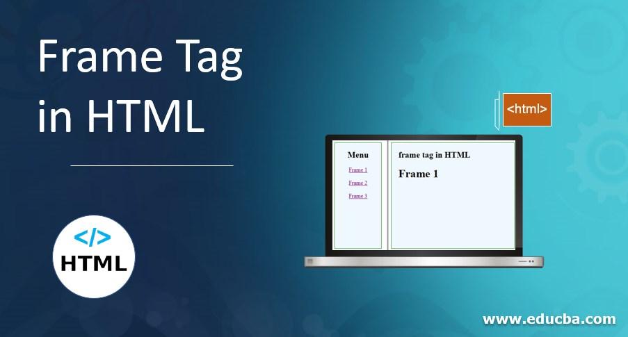 Frame Tag in HTML