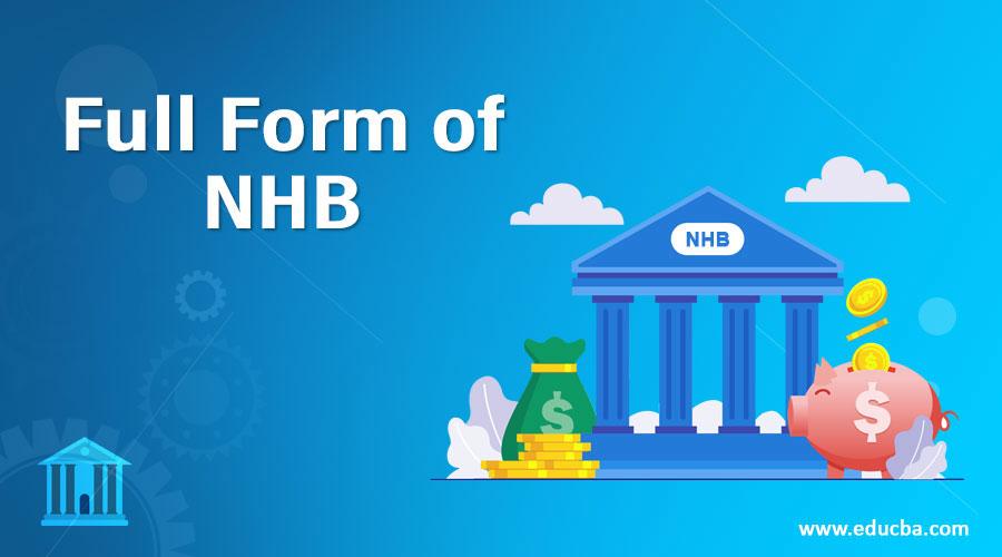 Full Form of NHB