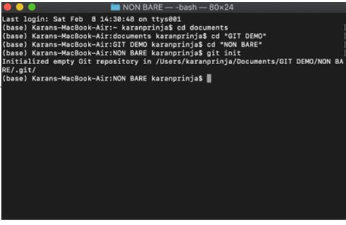 GIT Repository Setup5JPG