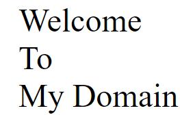 HTML Schriftart - 1