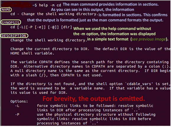 Help Command in Linux-1.3