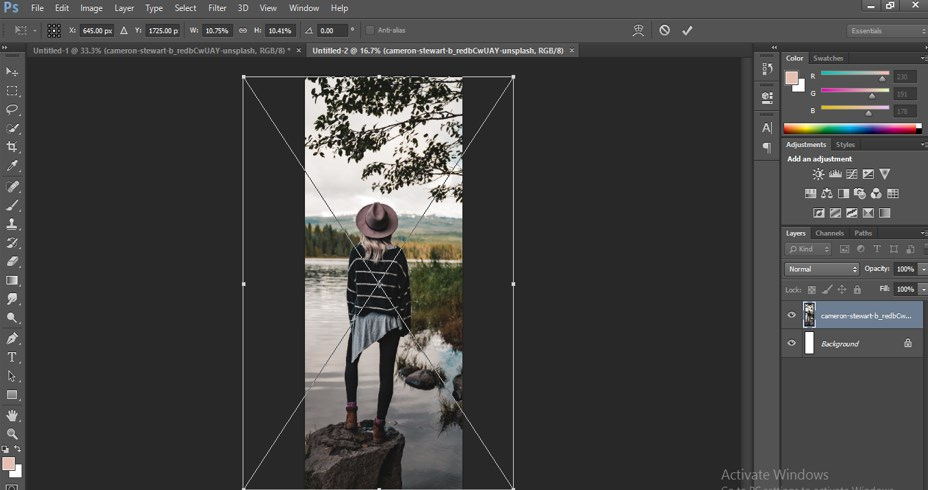 How to Print in Photoshop - 7