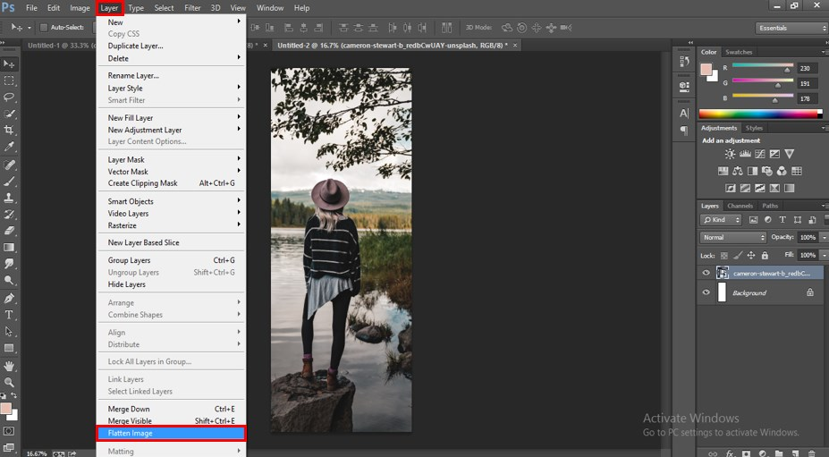 How to Print in Photoshop - 8