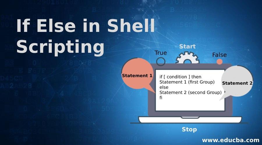 If Else in Shell Scripting