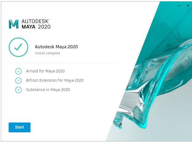 Install Maya - 4