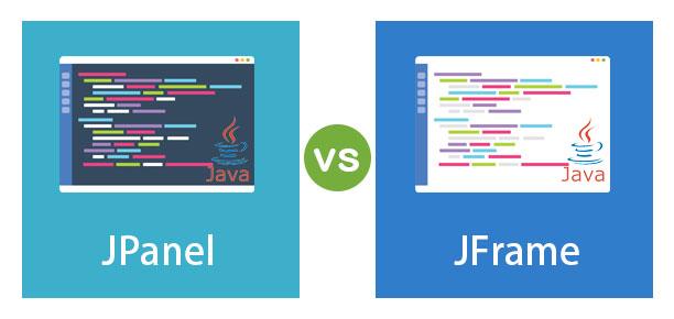 JPanel-vs-JFrame