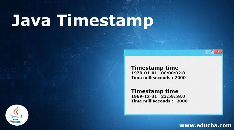 Java Timestamp