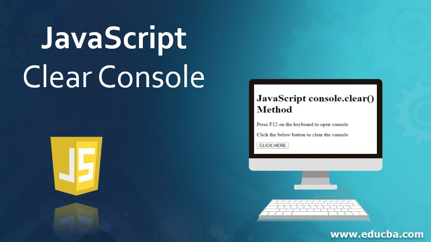 JavaScript Clear Console