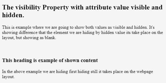 Hidden Content Example 3