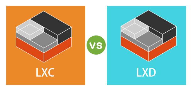 LXC-vs-LXD