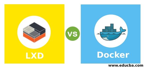 LXD vs Docker