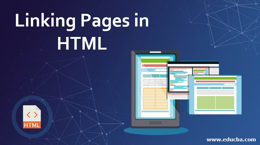 Linking Pages in HTML