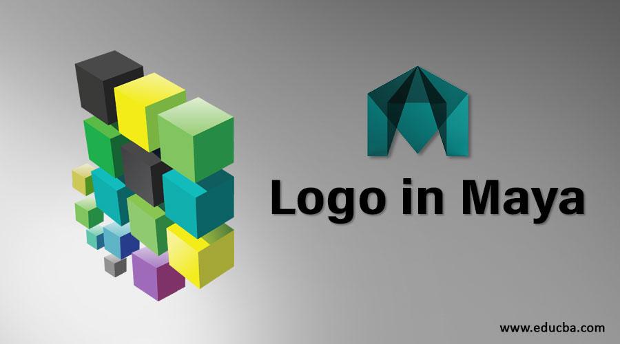 Logo in Maya