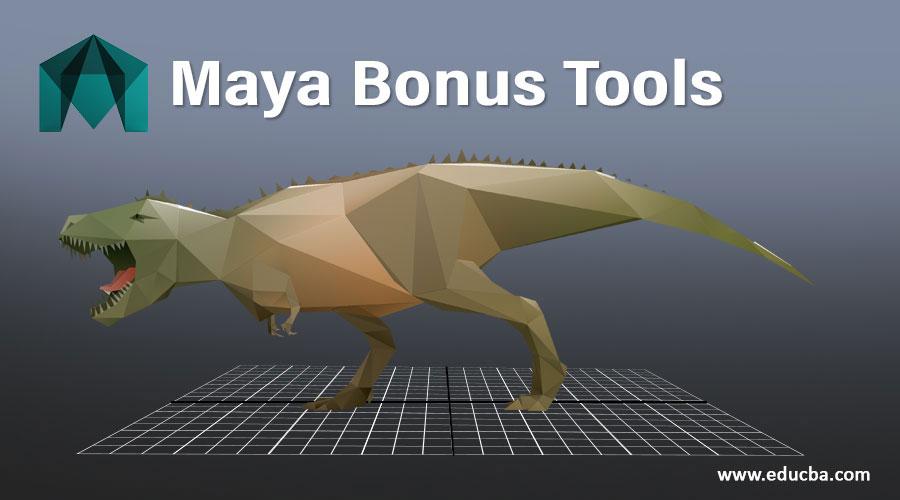 Maya Bonus Tools