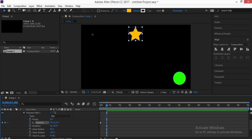 Motion Graphics in After Effects - 15