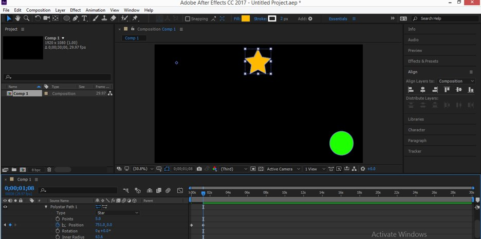 Motion Graphics in After Effects - 16