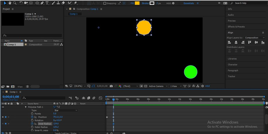 Motion Graphics in After Effects - 18