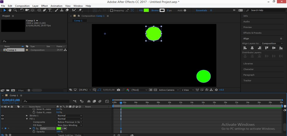 Motion Graphics in After Effects - 19