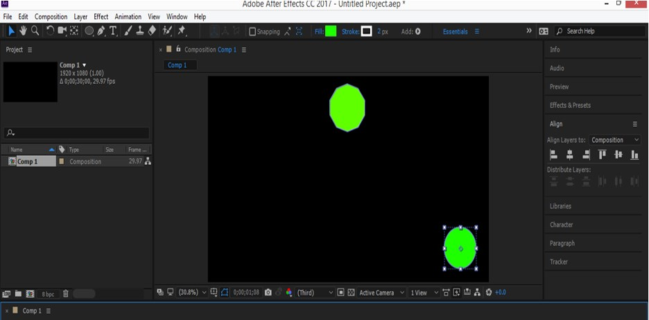 Motion Graphics in After Effects - 21
