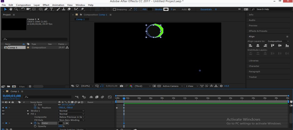 Motion Graphics in After Effects - 24