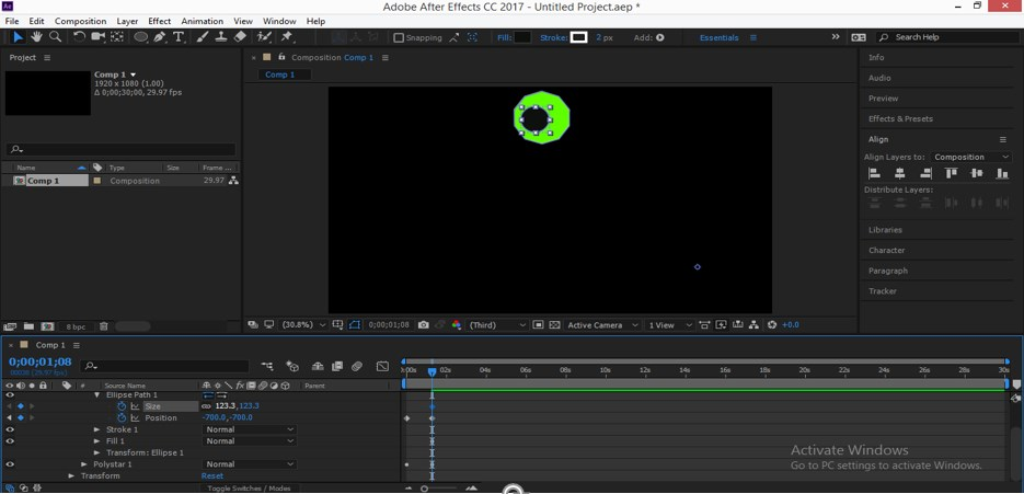 Motion Graphics in After Effects - 25