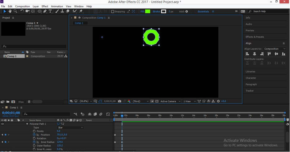 Motion Graphics in After Effects - 26