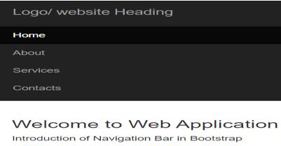 Navbar in Bootstrap - 6