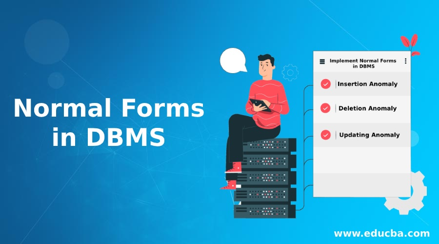 Normal Forms in DBMS