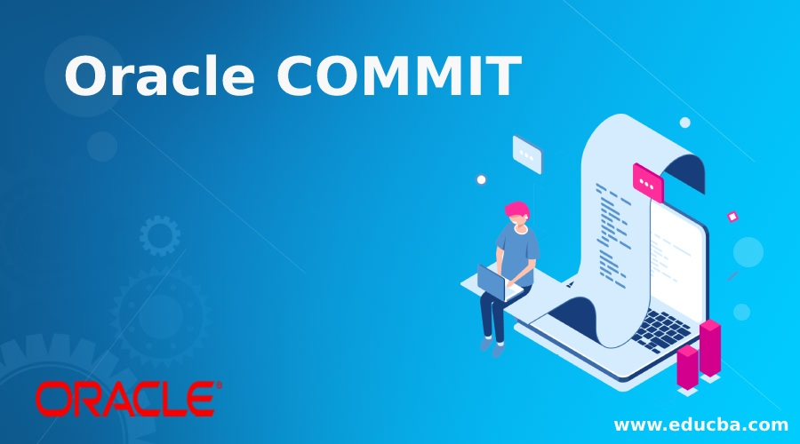 Oracle COMMIT