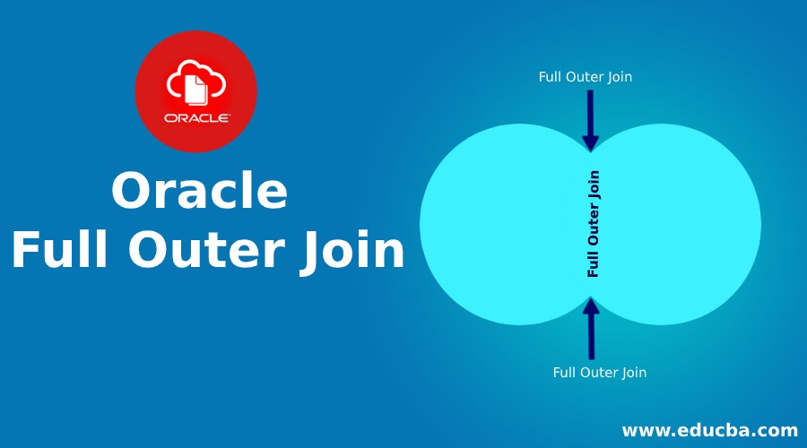 Oracle Full Outer Join