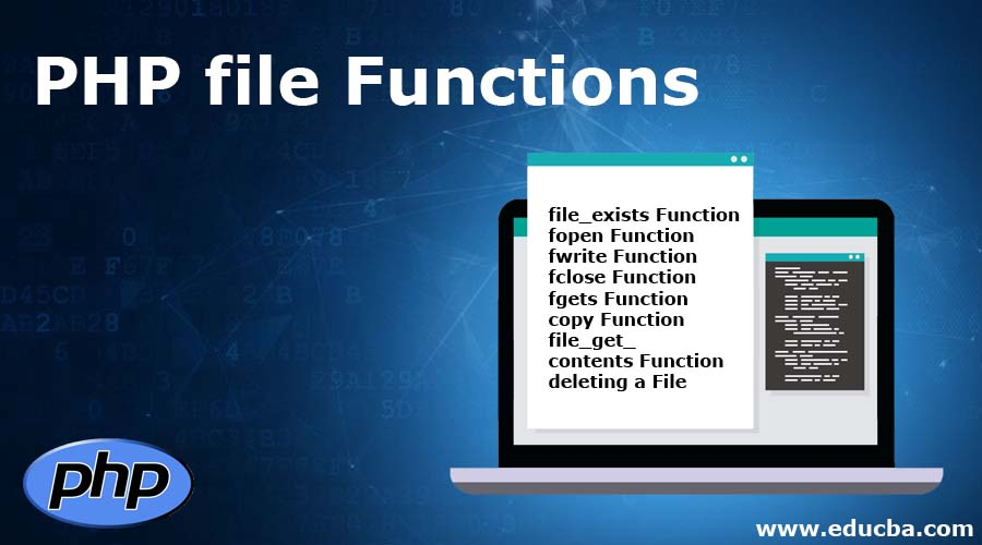 PHP file Functions