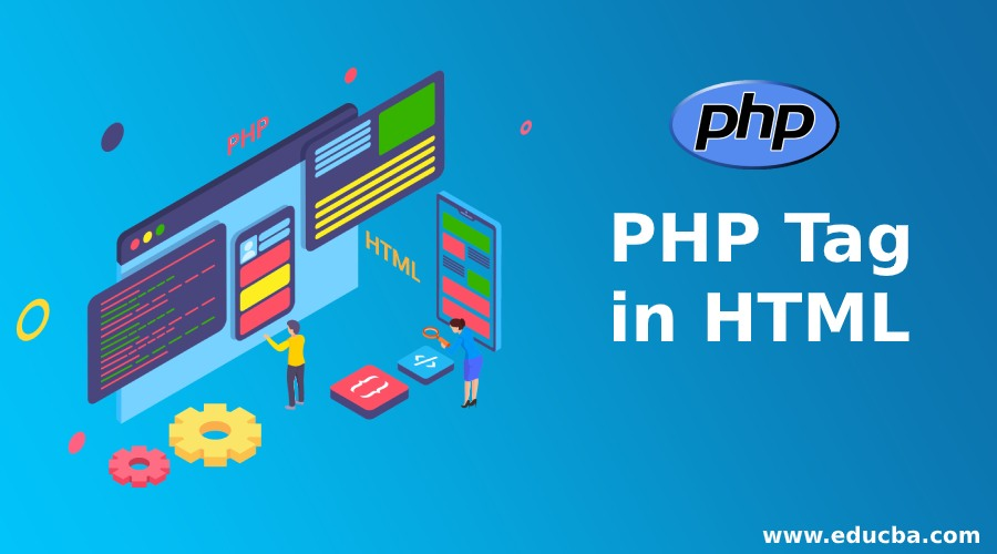 PHP Tag in HTML