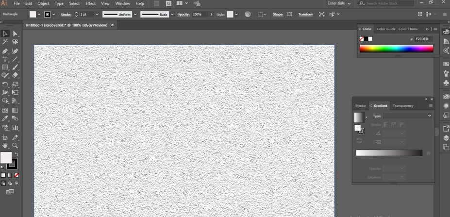 Paper Texture in Illustrator - 13