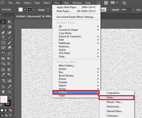 Paper Texture in Illustrator - 14