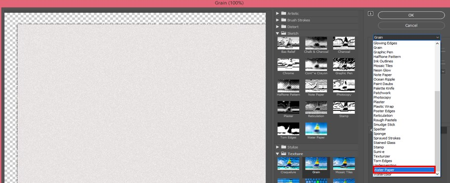 Paper Texture in Illustrator - 15