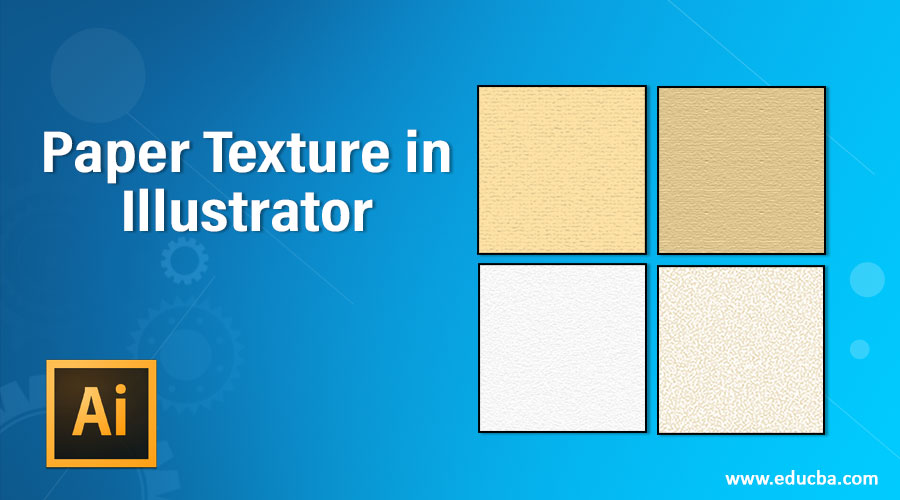Paper Texture in Illustrator