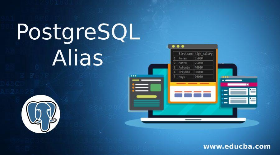 PostgreSQL Alias