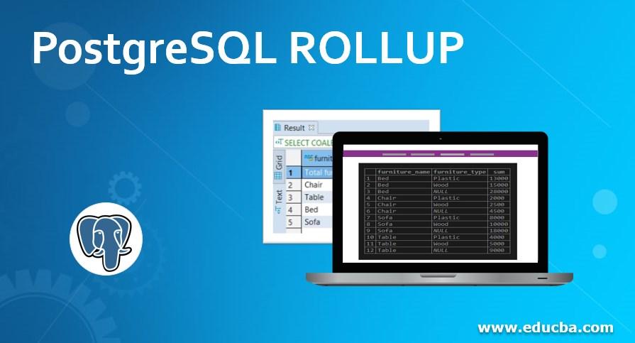PostgreSQL ROLLUP