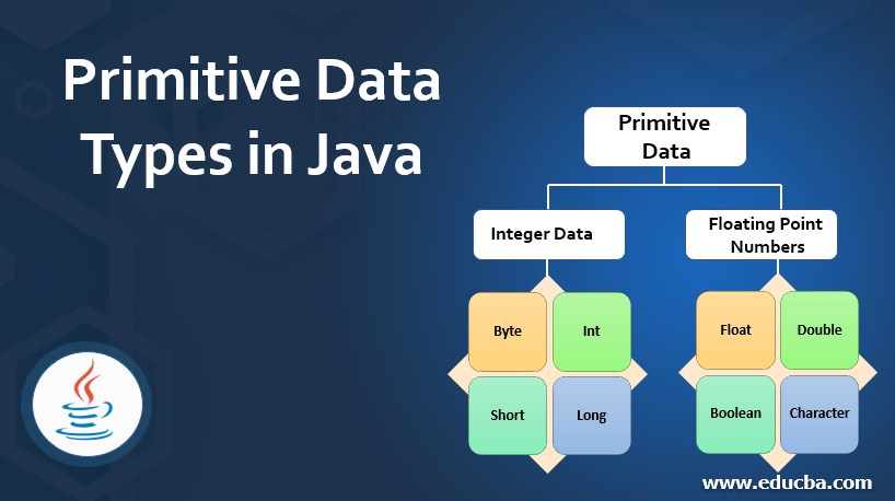 Primitive Data Types in Java
