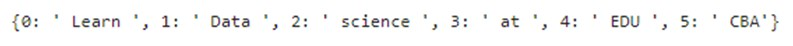 Python Enumerate2