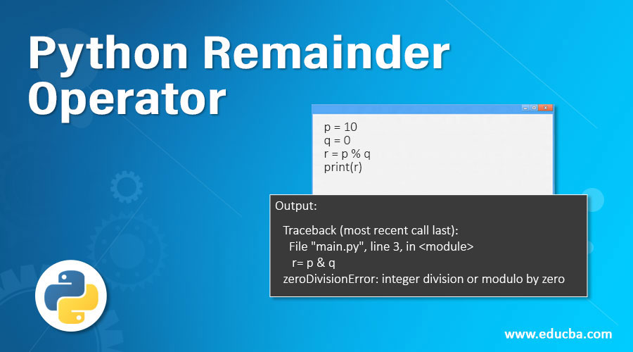 Python-Remainder-Operator