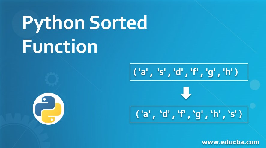 Python Sorted Function