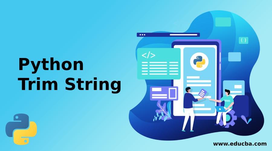 Python Trim String