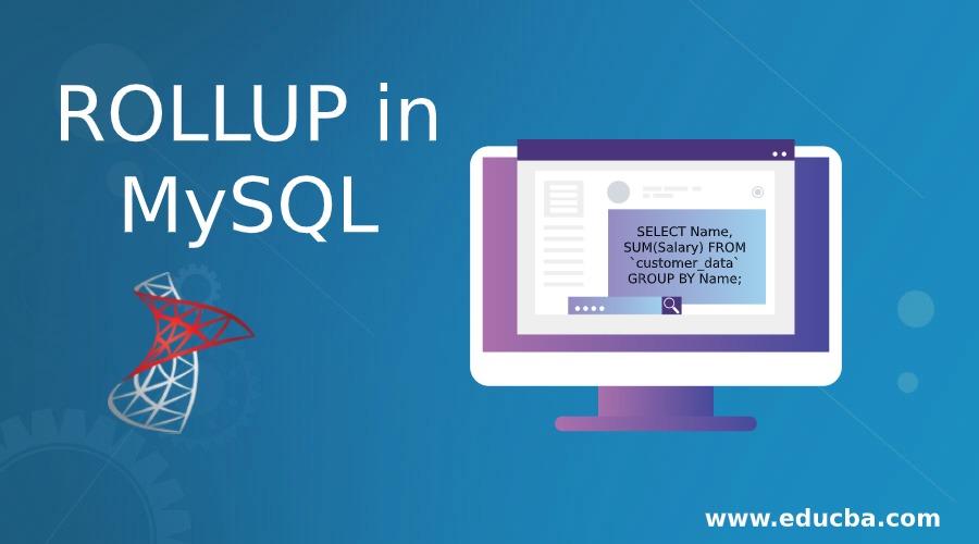 ROLLUP in MySQL