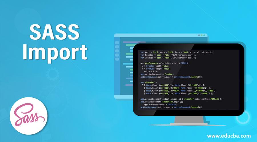 SASS Import