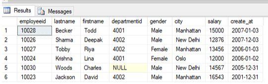 SQL COMMIT OP 16