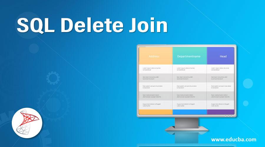 SQL-Delete-Join