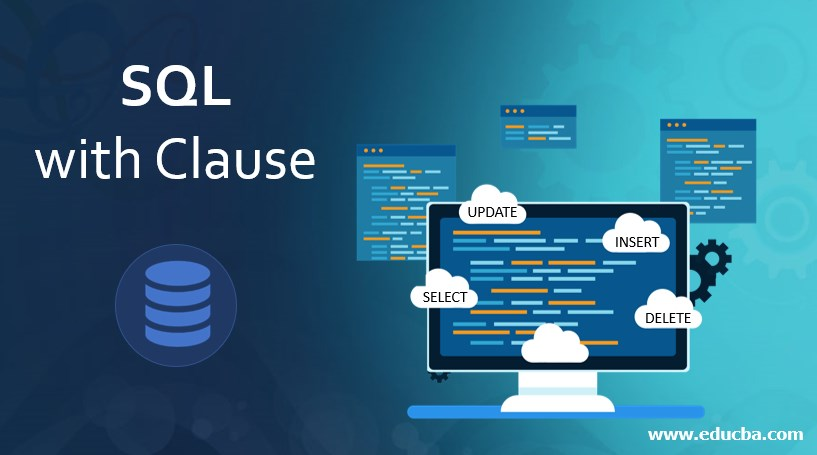 SQL with Clause
